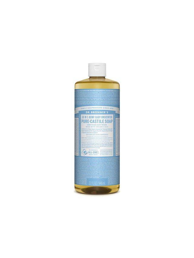 Dr. Bronners Castile Liquid Soap