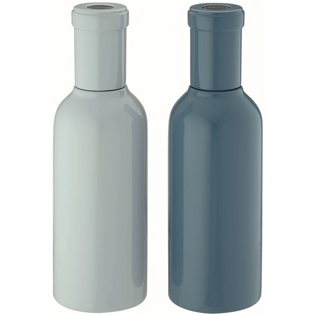 Ladelle Blue Set of 2 Salt & Pepper Grinder