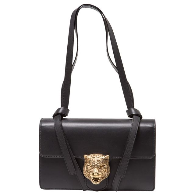 Gucci Animalier Leather Handbag