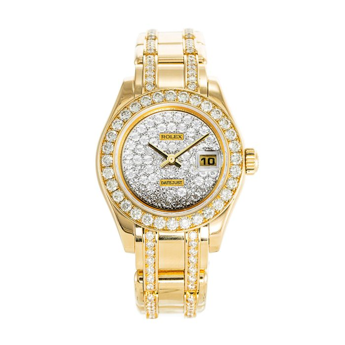 9f911d06a Behold: We've Found the Most Expensive Watches for Women | Who What Wear UK