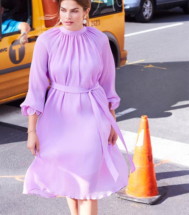 Eloquii Easy Midi Dress