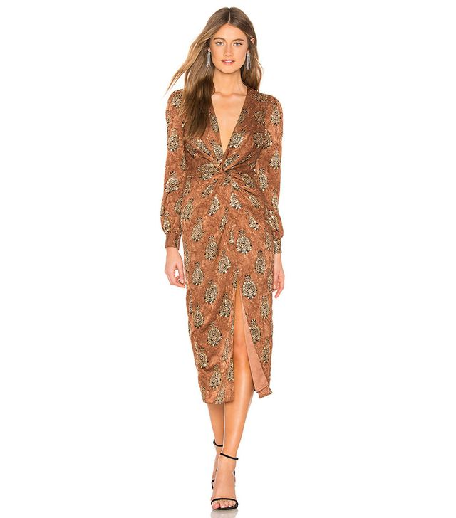 Majorelle Augustina Midi Dress