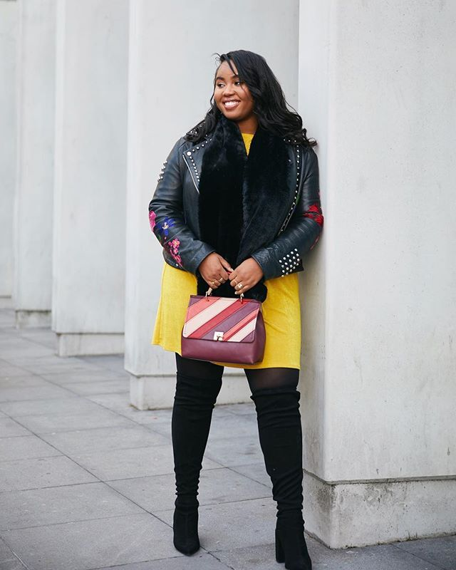 26ab86e4868e How to Wear Every Dress in the Winter | Who What Wear