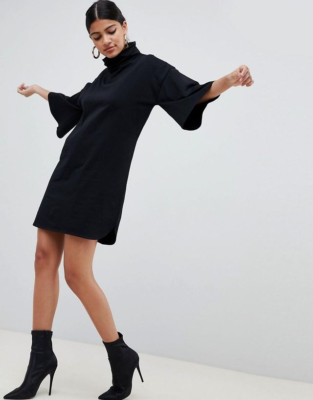 ASOS Design Swing Dress