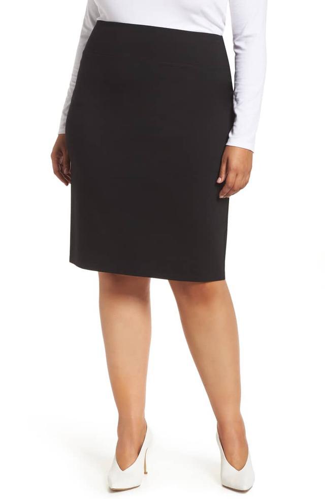 Halogen Ponte Skirt