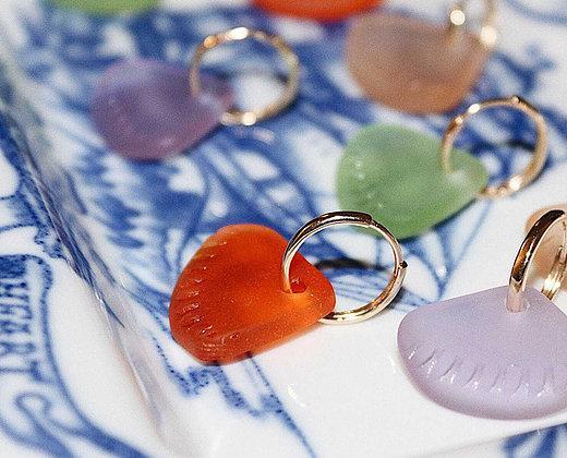 italian Jewelry Brands with Sea Jellies Earrings