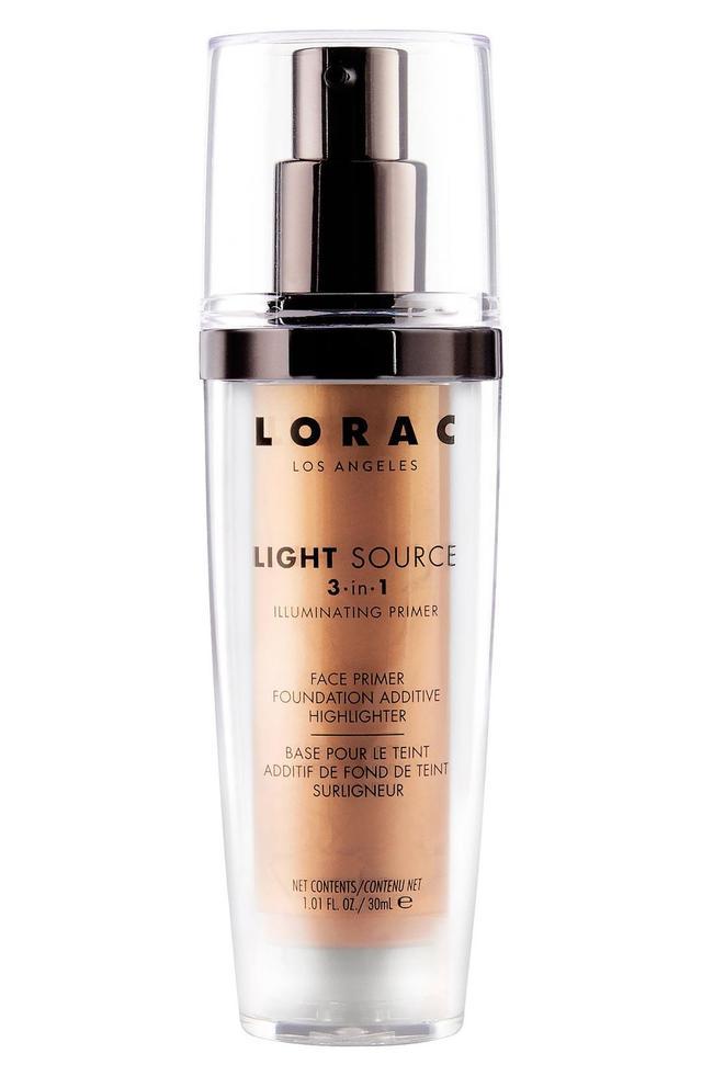 Lorac Light Source Illuminating 3-in-1 Primer in Dusk