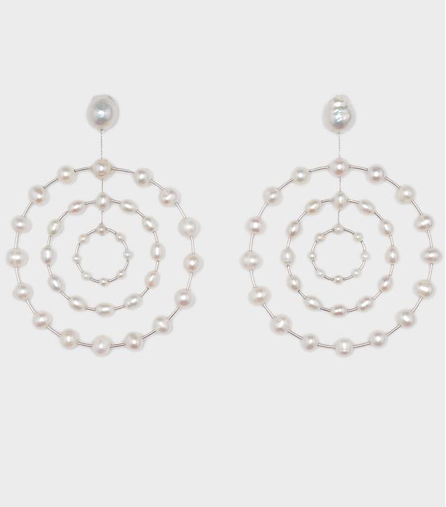 Danielle Frankel Layered Hoop Earrings