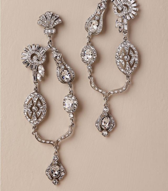 Ben Amun Sinead Chandelier Earrings