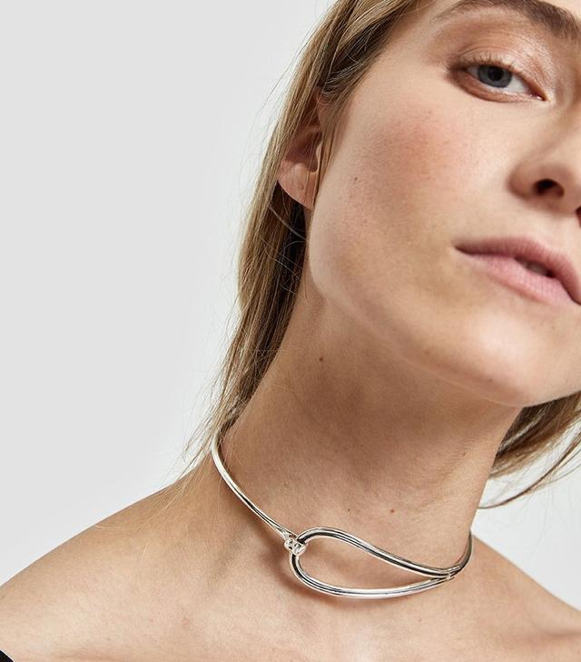 Phoebe Choker Necklace