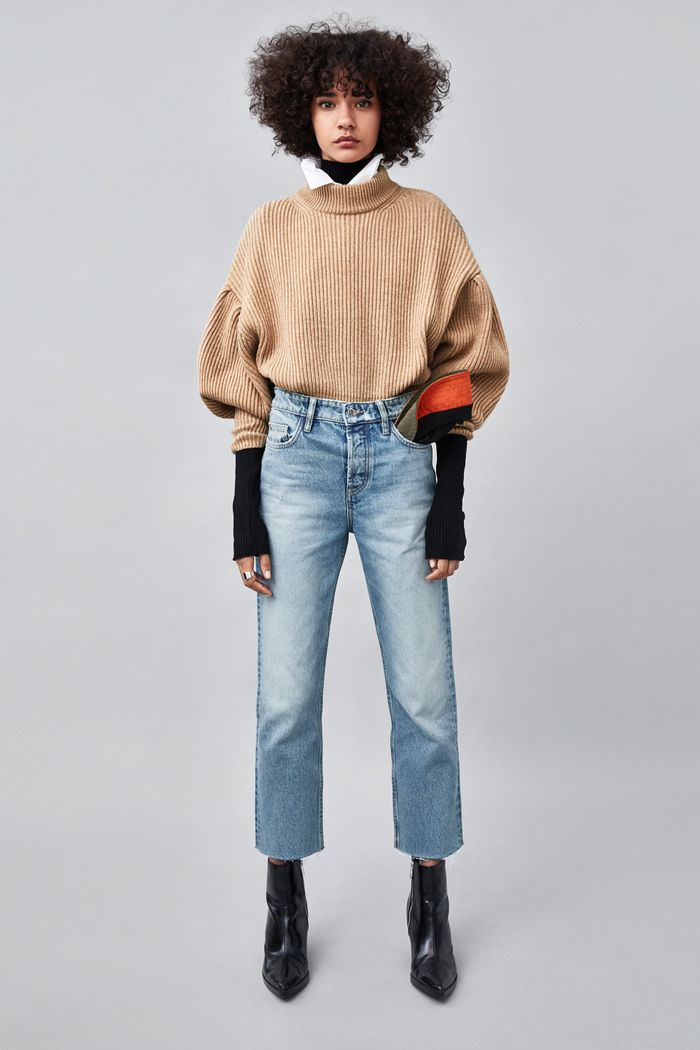 901aa07e98 I Reviewed 3 of the Best Skinny Jean Styles at Zara | Who What Wear