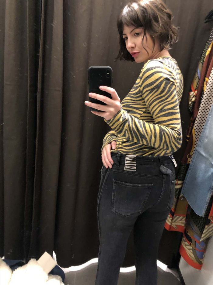b6848b1b I Reviewed 3 of the Best Skinny Jean Styles at Zara | Who What Wear