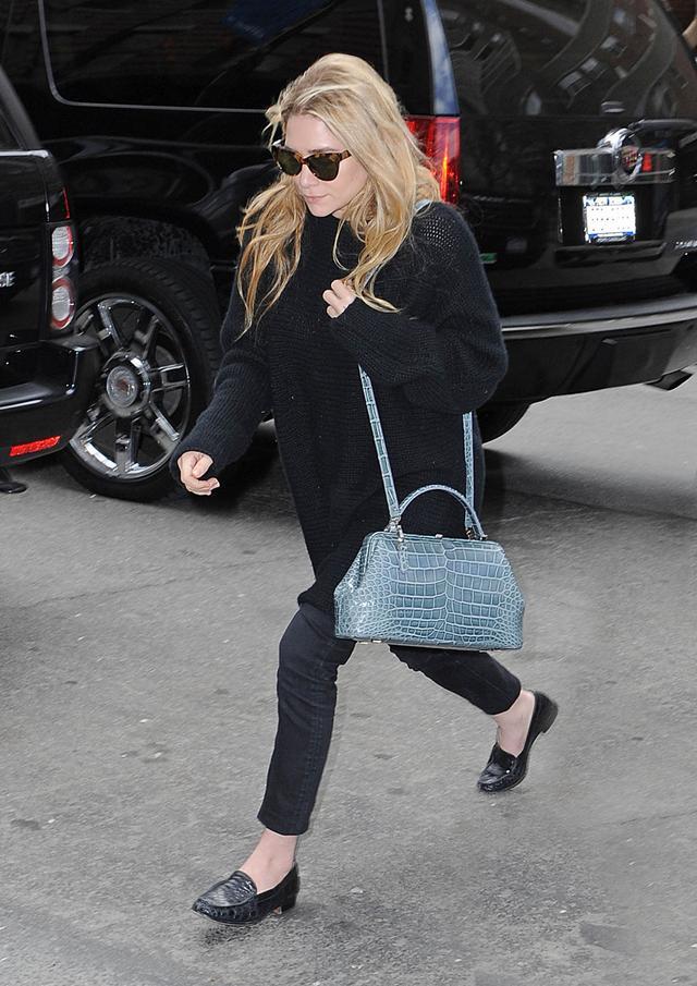 Celebrity style rules: Ashley Olsen