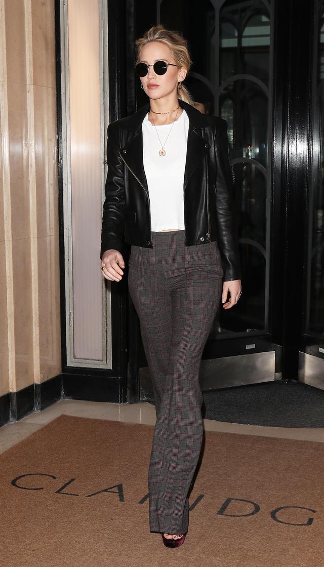 Celebrity style rules: Jennifer Lawrence