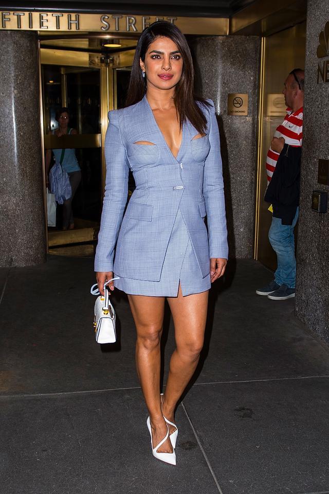 Celebrity style rules: Priyanka Chopra