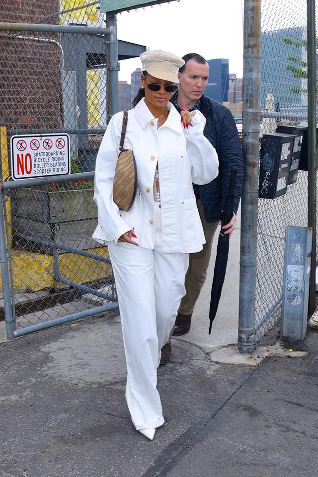 Celebrity style rules: Rihanna