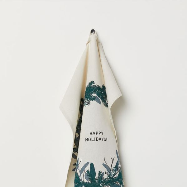H&M Printed Tea Towel