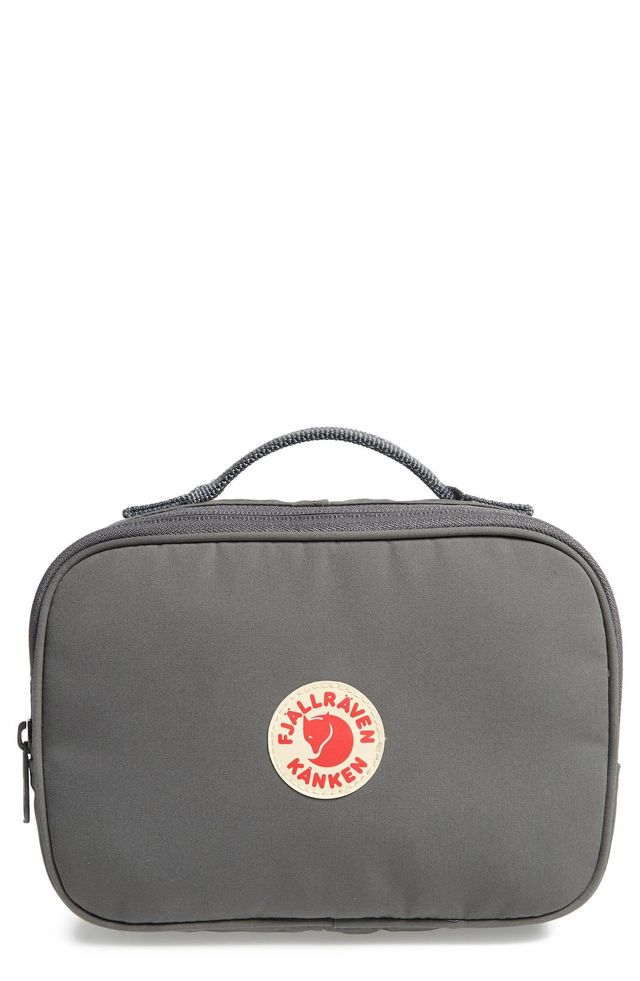 Fjallraven Kanken Toiletry Case First-Time Flying Tips
