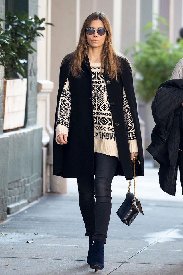 Jessica Biel's Favorite Shoes