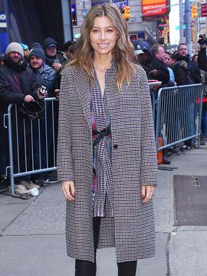 Jessica Biel Wears the 5 Shoe Styles Everyone Needs