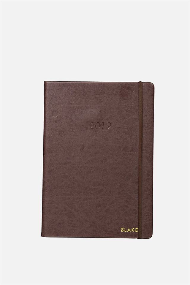 Typo Personalised 2019 A4 Weekly Buffalo Diary