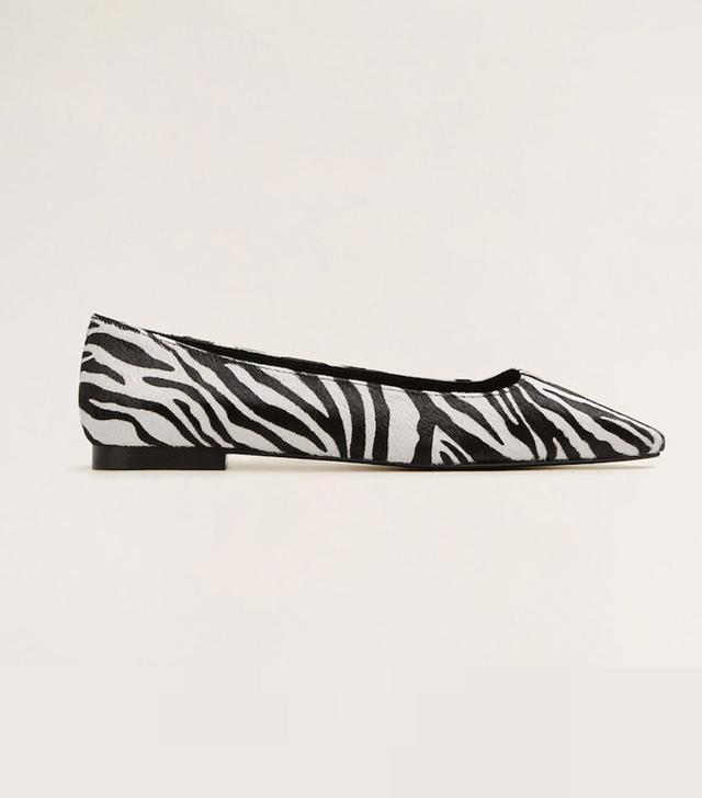 Mango Zebra Flats