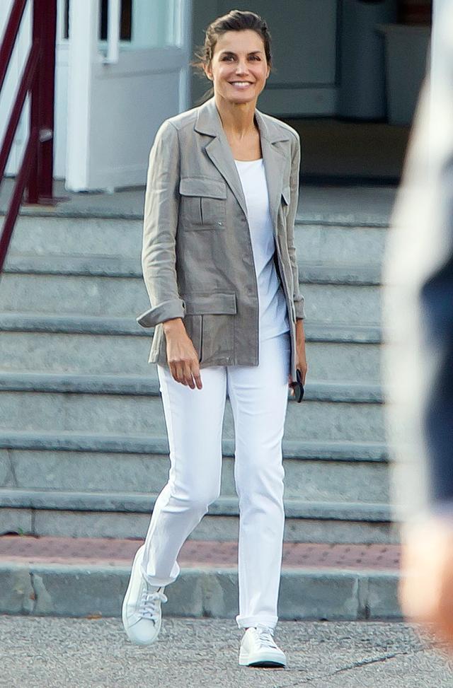 Queen Letizia Sneakers