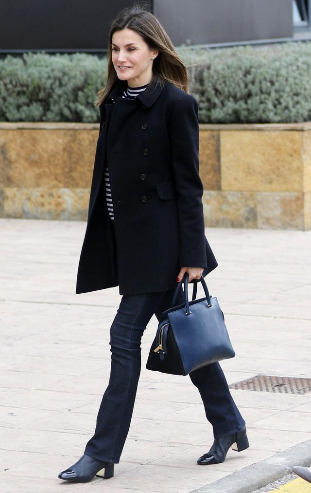 Queen Letizia Jeans