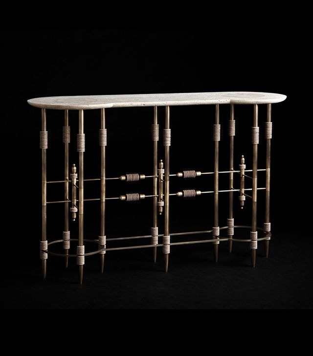 Apparatus Pars Console Table