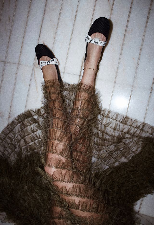 French girl best flats