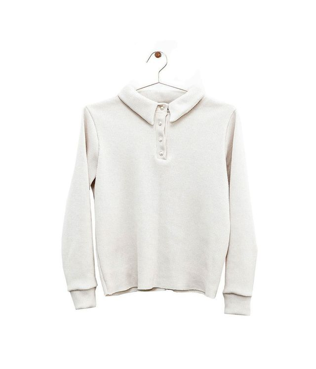Donni. Thermal Pullover