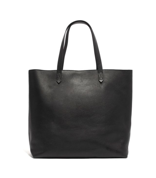 Madewell The Zip-Top Transport Tote