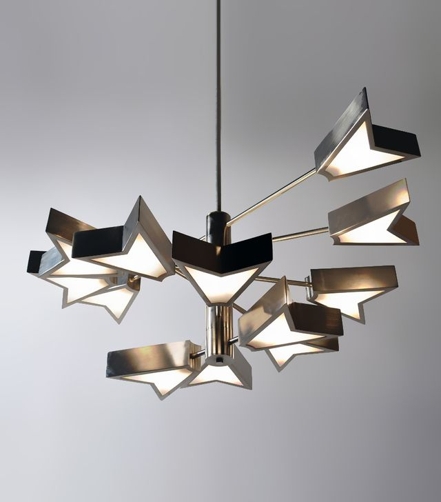 Matthew Fairback Design Osiris Chandelier