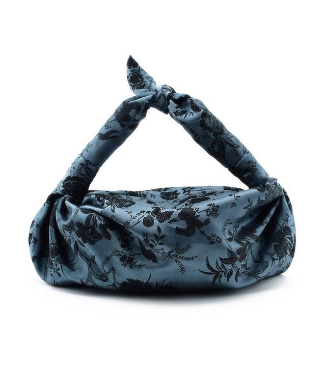 NST Studio Silk Cloqué Knot Bag