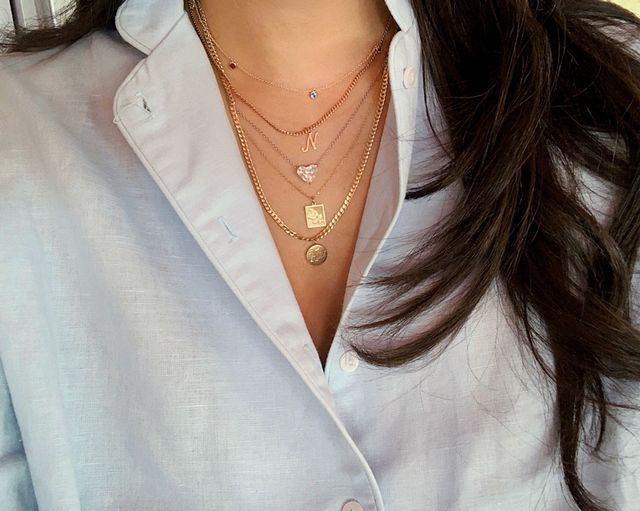 @TrustMeBuyThis Tacori x Who What Wear Necklace
