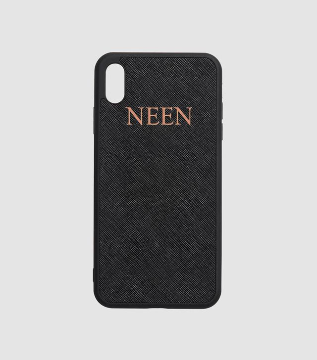 The Daily Edited Black iPhone XS Max Case