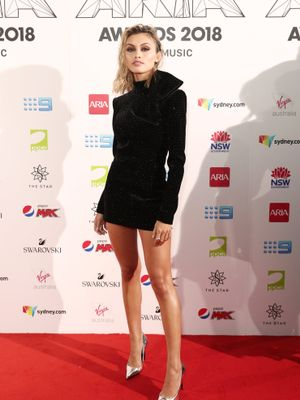 The Only Red Carpet Looks You Need to See From the 2018 ARIA Awards