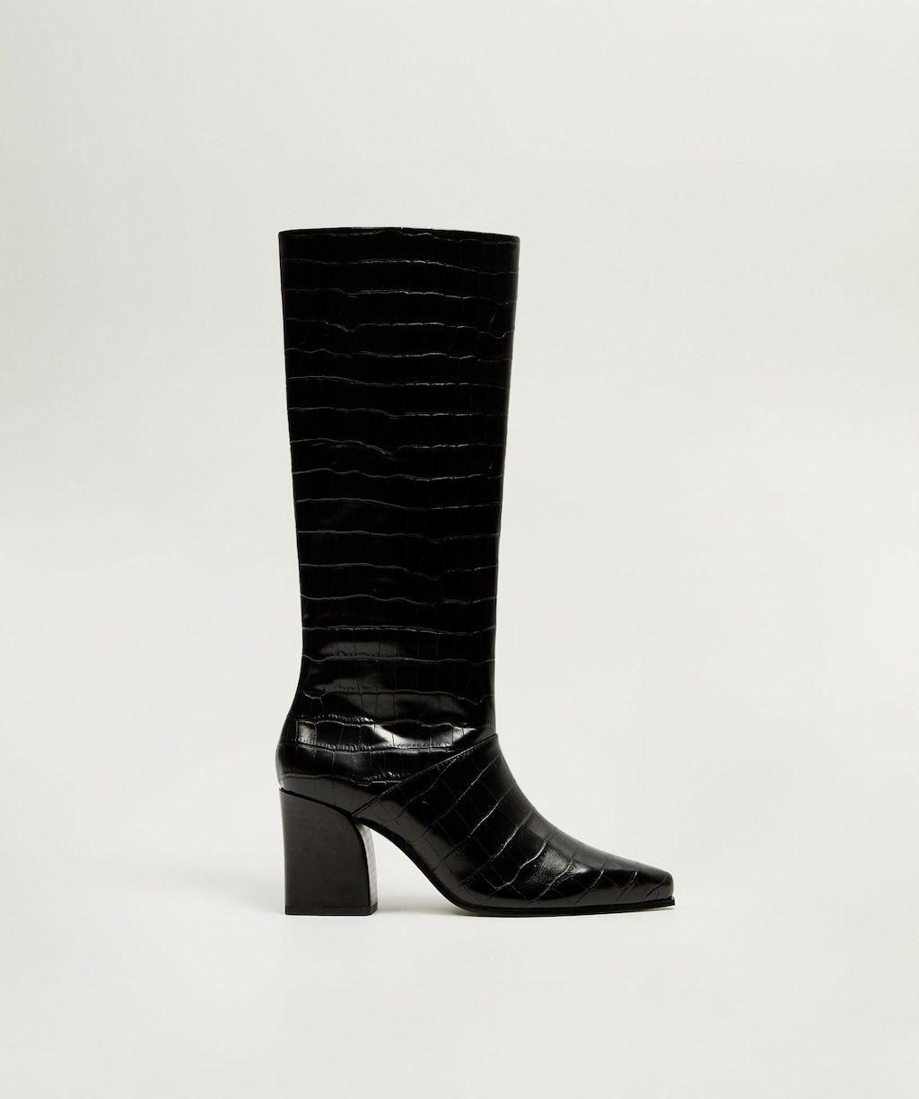 My Style Is Simple, and These Are My Favorite Winter Boot Trends, Wustoo