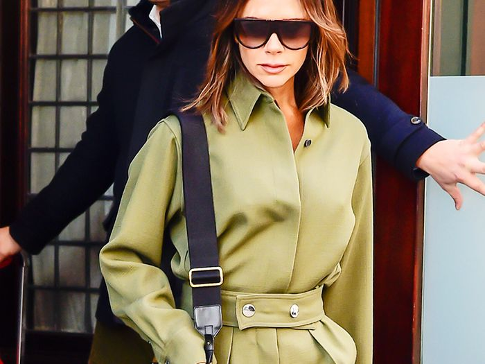 d486df704b0 Victoria Beckham Boilersuit and Boots  Shop the Look