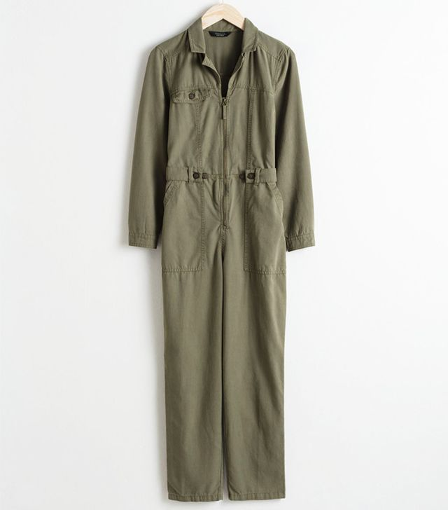 & Other Stories Utility Workwear Boilersuit
