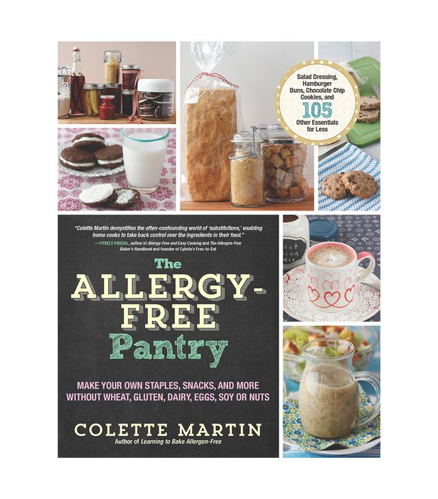 Colette Martin The Allergy-Free Pantry