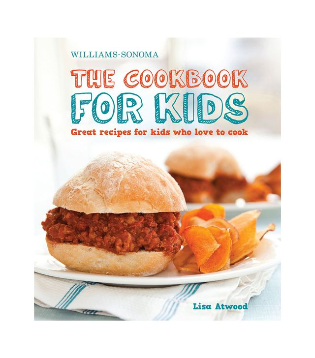 Lisa Atwood The Cookbook for Kids