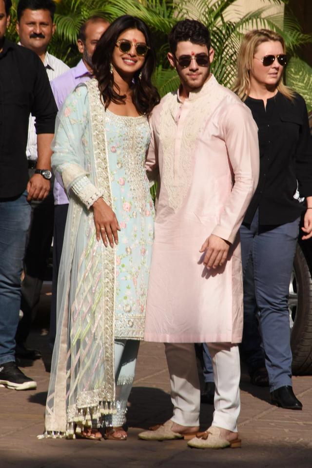 Priyanka Chopra and Nick Jonas's Wedding