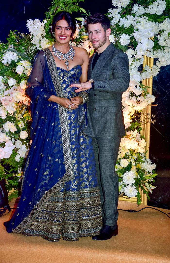 Priyanka Chopra Wedding.See All Of Priyanka Chopra S Wedding Outfits Who What Wear