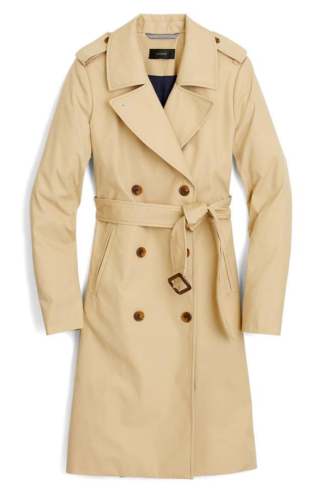 J.Crew Dion Trench Coat