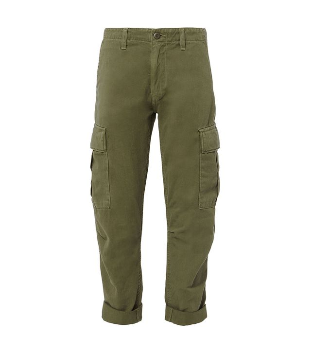 Re/Done Army Cargo Pants