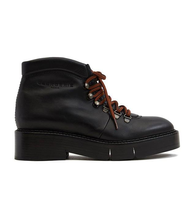 Clergerie Celina Platform Ankle Boots
