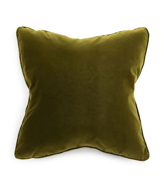 Article Lucca Contemporary Velvet Pillow