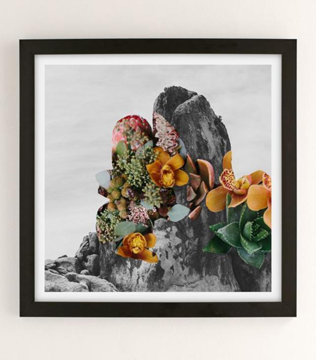 Katie Doherty Desert Paradox Art Print