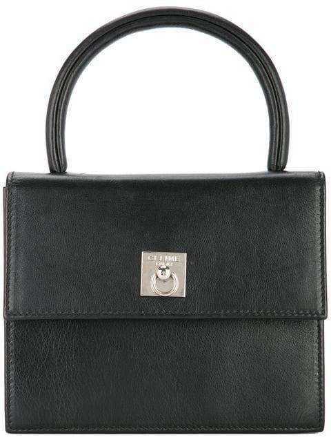 Celine Logos Hand Bag